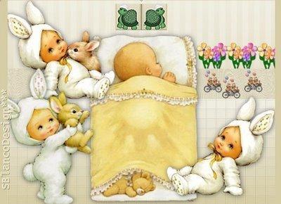 El dormitorio de tú bebé