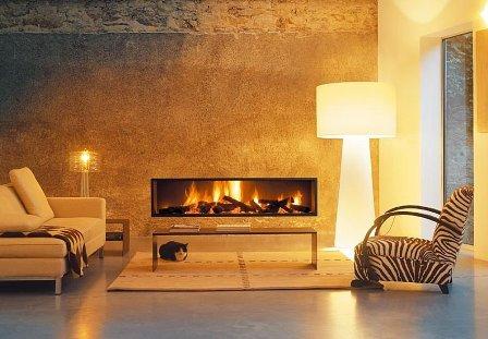 Un toque cálido y armonioso: el hogar