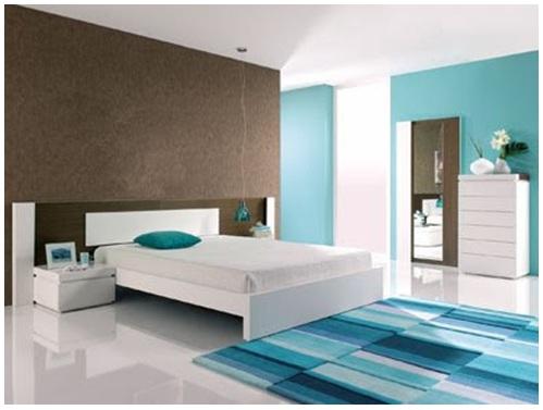 Como conseguir un dormitorio pacífico y relajante