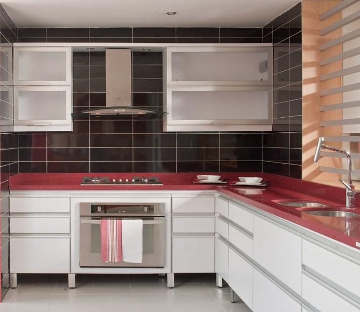 foto 4 Si el rojo es parte de ti, combínalo en el diseño interior del hogar